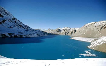 Manaslu Tilicho Lake Trek